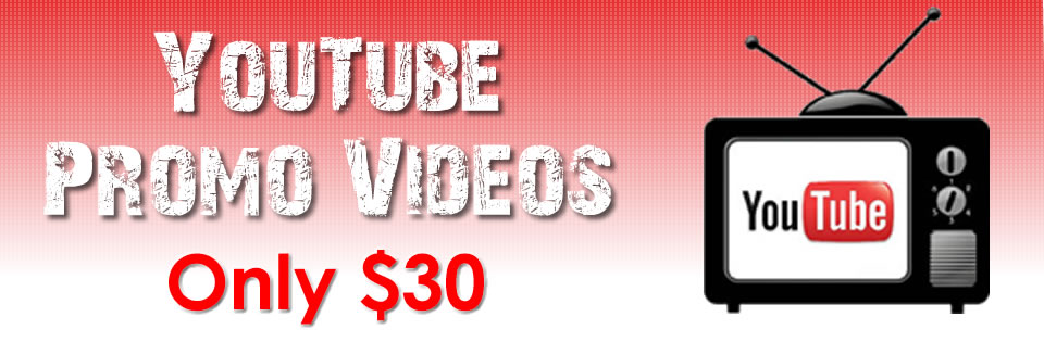 Youtube Promo Videos