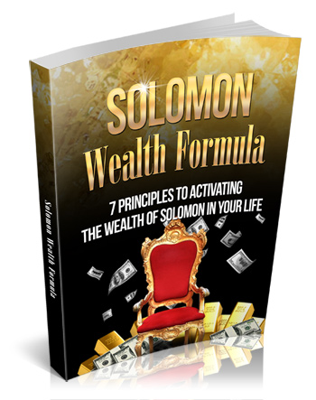 Solomon Wealth Formula Episode 1