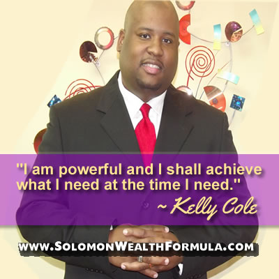 Solomon Wealth Formula Episode 3 @mrkellycole