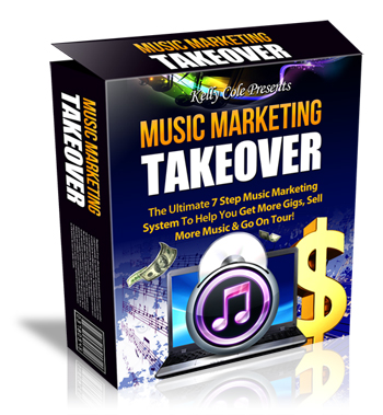 Music Marketing Takeover – Get More Gigs, Sell More Music & Go On Tour!