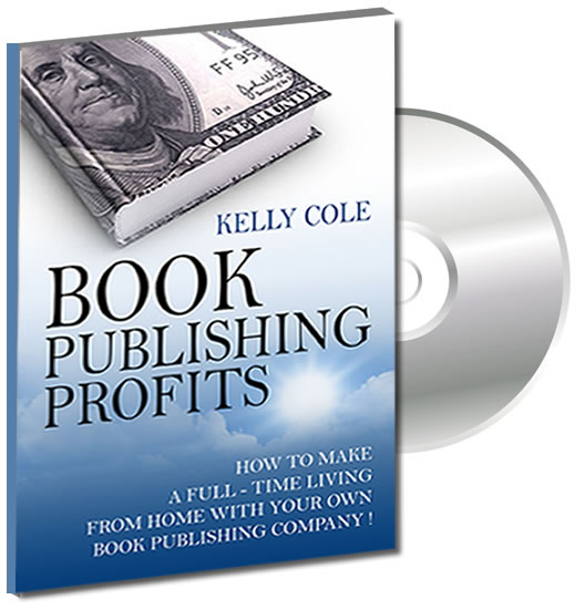 Book Publishing Profits Cover