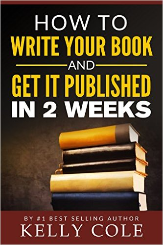 How 2 Write and Publish A Book In 2 Weeks